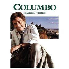 Columbo: Season 3 Peter Falk DVD
