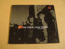 DIGIPACK CD /  DEUS - NO MORE LOUD MUSIC - THE SINGLES