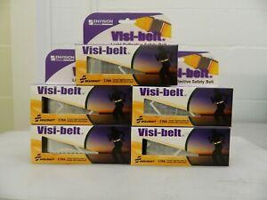 Envision Visi-Belt 5 Pack White HVBF-022