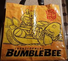 SDCC 2018 Hasbro Transformers Giant Tote Bag, featuring Bumblebee