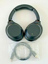 Sony Wh-1000Xm3 Black Wireless Noise-Canceling Headphones with Google Assistant