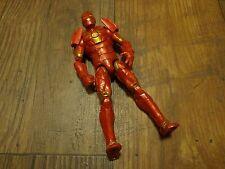 """2012 HASBRO--IRON MAN MOVIE--6"""" IRON MAN FIGURE (LOOK)"""