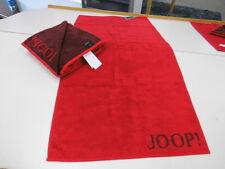 Joop Gästetuch Handtuch Duschtuch Waschlappen Doubleface 1600 Fb. 24 Rot Neuheit