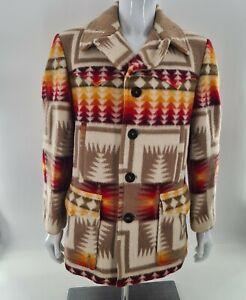 VTG Pendleton Western Aztec jacket Sz 46