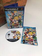 PS2 GAME - DRAGON BALL Z - BUDOKAI TENKAICHI 2 - playstation 2  DRAGONBALL