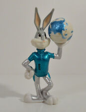 """1999 World Cup Soccer Bugs Bunny 4.5"""" Circle K Action Figure Looney Tunes Toons"""