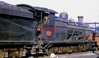 PHOTO  SOUTH AFRICAN RAILWAYS - CLASS 1 4-8-0 LOCO NO 1254 AT MASON'S MILL PIETE