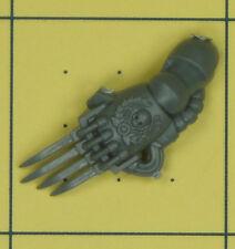 Warhammer 40K space marines devastator squad lightning claw
