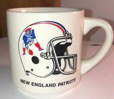 NEW ENGLAND PATRIOTS Super Bowl XX Licensed Coffee Mug/CUP  1986 superdome