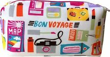CLINIQUE Bon Voyage Travel Makeup Cosmetic Makeup Bag