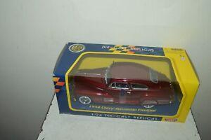 Car Motor Max Chevy 1958 Aerosedan Fleet Line New 1/24 Car/Auto Sedan
