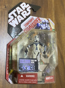 Rare STAR WARS THE FORCE UNLEASHED STORMTROOPER COMMANDER
