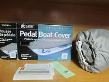 """Lunex Rs-1 Pedal Boat Cover Fits Pedal Boats Up To 112.5"""" L Beam Width Up to 65"""""""