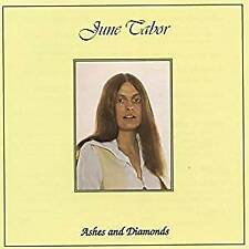 June Tabor - Ashes And Diamonds (NEW CD)