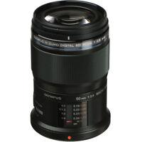 New Boxed Olympus M.Zuiko Digital ED 60mm F2.8 Macro Lens