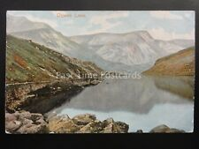 SNOWDONIA Ogwen Lake c1904 by Pictorial Stationery Co BANGOR (H) DUPLEX 47