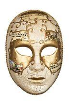 Maske Venedig für Frauen Damenmaske Venezia Deko Maskenball Zubehör Mottoparty