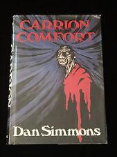 Dan Simmons CARRION COMFORT Dark Harvest First Edition Hardcover