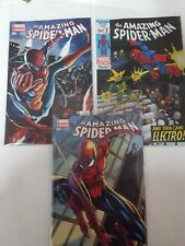 amazing Spiderman 1 Comic Lot of 4 vf+ bagged lego young mhan variants