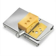 Stainless Cheese Slicer Cutter Board Wire Cutting Kitchen Cooking Tool Practical