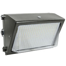 LED Dusk/Dawn 65/Watt 6000 Lumens Security Wall Pack by Lights of America.
