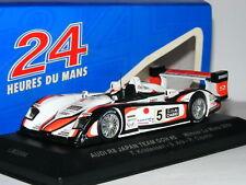 IXO LM2004 Audi R8 Winner 2004 Le Mans #5 1/43