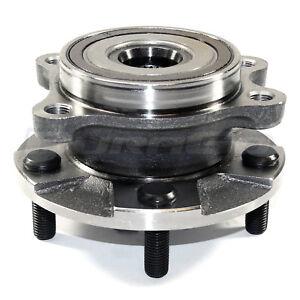 Wheel Bearing and Hub Assembly Front IAP Dura 295-13257