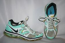 Nike Air Max Livestrong Women's Sneakers Size 9.5 Teal White Gray Tennis Shoes