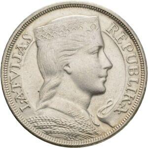 Künker: Lettland, 5 Lati 1931