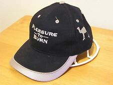 CAP NEW CAMEL PLEASURE TO BURN SINCE 1913 STRAP BACK QUALITY EMBROIDERED LOGO