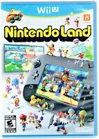 Nintendo Land (Wii U 2012 NEW WiiU) NintendoLand Game Wii-U