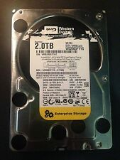 Western Digital RE4 2TB WD2003ABYS SATA hard drive