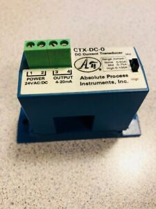 Absolute Process Instruments CTX-DC-0 DC Current Transmitter Split Core 0-100AMP