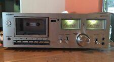 Vintage Sony TC-K15 Stereo Cassette Deck