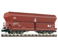 Fleischmann 852323 - Güterwagen Großraum-Selbstentladewagen DB AG - Spur N - NEU