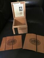 Drew Estate Liga Privada No. 9, empty cigar box (large)