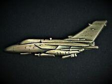 Tornado Fighter Aircraft Lapel Pin
