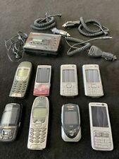 EARLY NOKIA & SAMSUNG MOBILE PHONES JOB LOT &