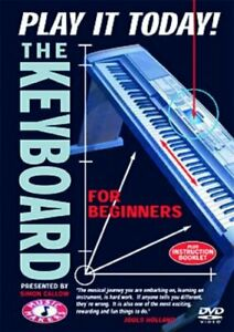 Music Makers: Keyboards For Beginners [DVD][Region 2]