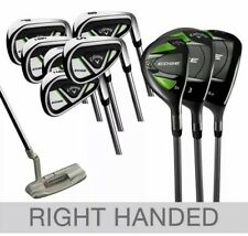 Callaway Edge 10 Piece  Golf Set - Right hand Pro Clubs Ultimate Golfing Set NEW
