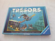 1991 Tresors au Fond des Mers Secrets of the Deep Ravensburger JEU FRENCH