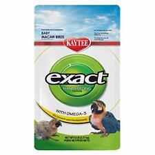 New listing Kaytee Exact Hand Feeding Baby Macaws 5-Lb Bag Birds High-Nutrient Formula