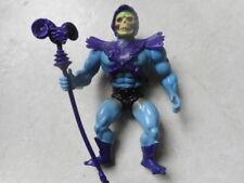 1981 ORIGINAL skeletor HE MAN MOTU MASTERS OF THE UNIVERSE ACTION FIGURE