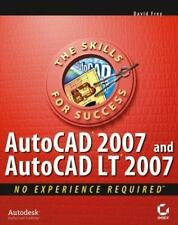AutoCAD 2007 and AutoCAD LT 2007: No Experience Required-ExLibrary