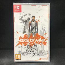 State of Mind (Nintendo Switch) (PAL Version) BRAND NEW / Region Free