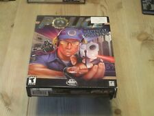 Police: Tactical Training BRAND NEW factory SEALED  PC Windows BIG BOX