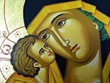 Maria Donskaya russisch Muttergottes Jesus Ikone Icon Icone Ikona Holy Mary