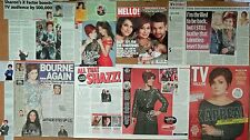 Sharon Osbourne - clippings/cuttings/articles pack - The X-Factor