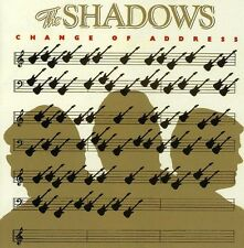The Shadows - Change of Address [New CD]