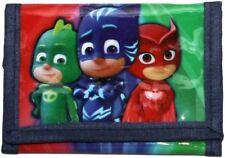 PJ Masks Childrens Catboy Owelette and Gekko Wallet